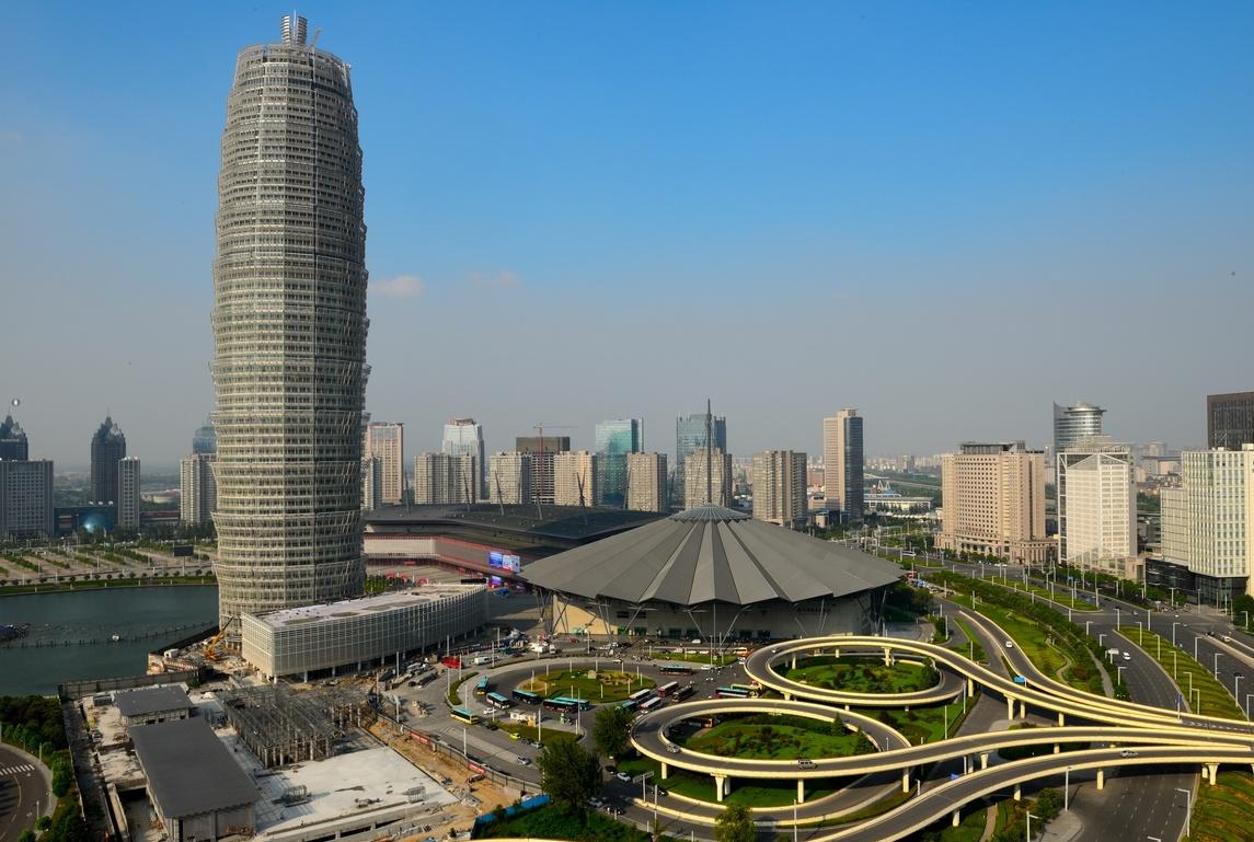 郑州绿地中心千玺广场