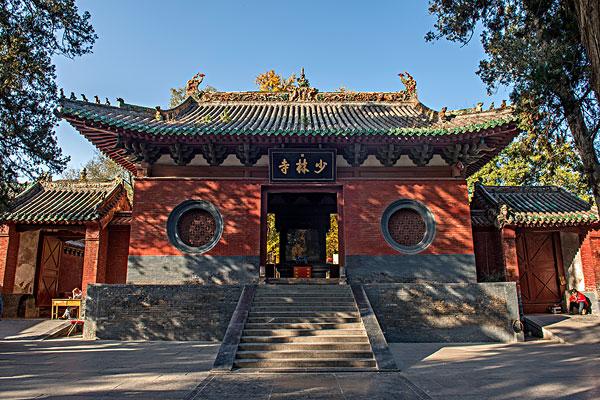 少林寺古建园林建筑法律服务